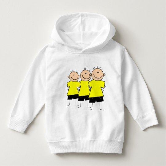 Sweat - shirt à capuche d'enfant en bas âge de