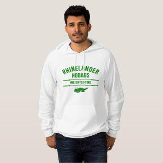 Sweat - shirt à capuche d'haltérophilie de