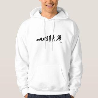 Sweat - shirt à capuche d'hockey d'évolution