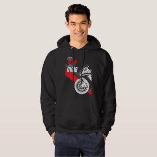 Sweat - shirt à capuche d'homme de Honda CBR -