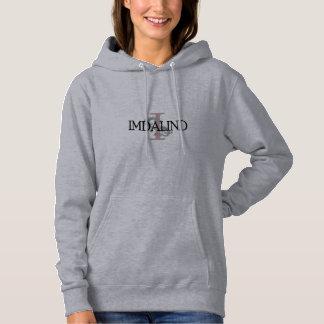 Sweat - shirt à capuche d'Imdalind pour des femmes
