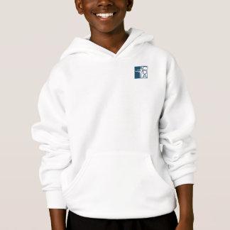 Sweat - shirt à capuche du pull de l'enfant