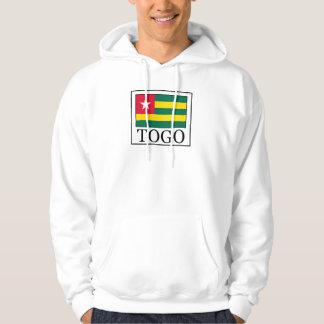 Sweat - shirt à capuche du Togo