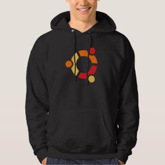 Sweat - shirt à capuche d'Ubuntu Sweatshirt À Capuche