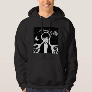 Sweat - shirt à capuche ÉNERVÉ de garçon de fleur