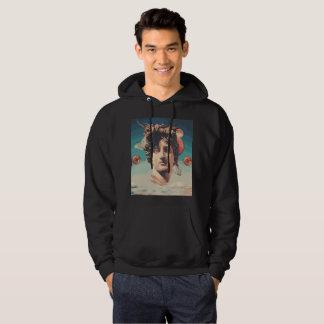 Sweat - shirt à capuche esthétique d'hommes de