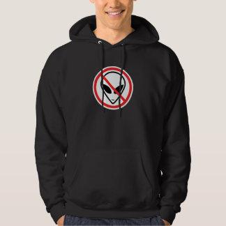 Sweat - shirt à capuche étranger de résistance