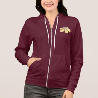 Sweat - shirt à capuche femelle rose mignon