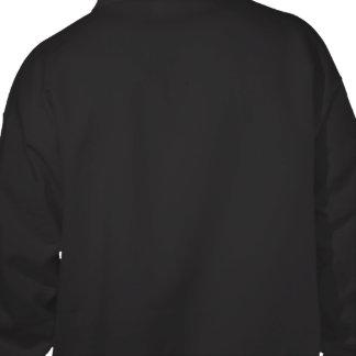 Sweat - shirt à capuche magique de champignon par sweatshirts avec capuche