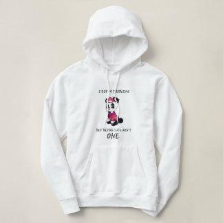 Sweat - shirt à capuche mignon de panda