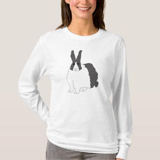 Sweat - shirt à capuche néerlandais de femmes de