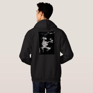 Sweat - shirt à capuche noir