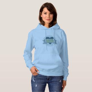 Sweat - shirt à capuche occidental de Seattle