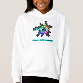 Sweat - shirt à capuche original de pull
