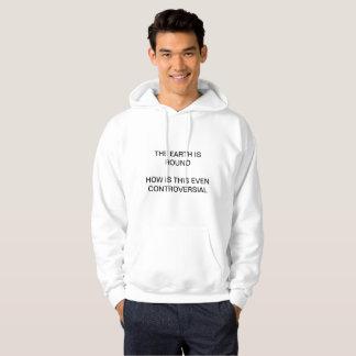 Sweat - shirt à capuche rond d'Earther