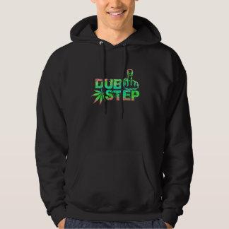 Sweat - shirt à capuche sale de Dubstep