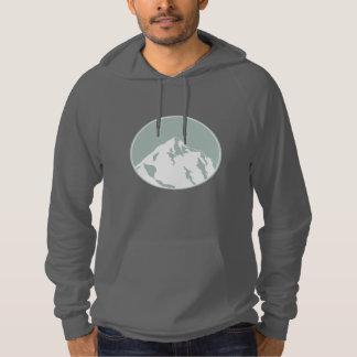 Sweat - shirt à capuche sans valeur de pull