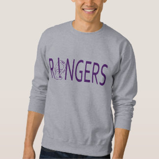 Sweat shirt de gris de SONNERIES