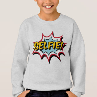 Sweat Shirt Garçon Comics