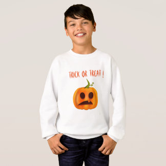Sweat Shirt Garçon Halloween