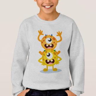 Sweat Shirt Garçon Monstre