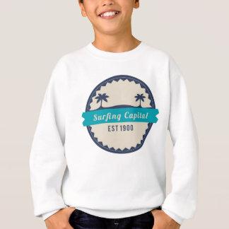 Sweat Shirt Garçon Surf
