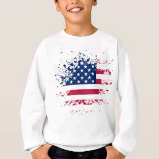 Sweat Shirt Garçon USA