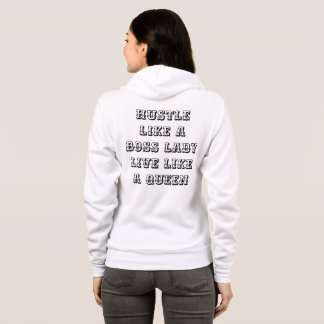 sweat - shirts à capuche bosslady