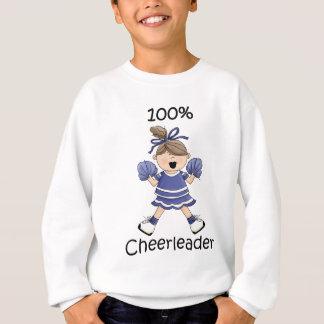 Sweatshirt 100% pom-pom girl - brun