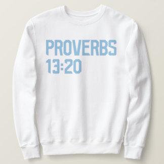 Sweatshirt 13h20 de proverbes