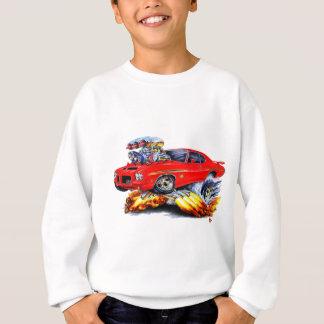 Sweatshirt 1971-72 voiture de rouge de juge de GTO