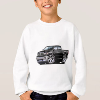 Sweatshirt 2010-12 double camion noir de RAM