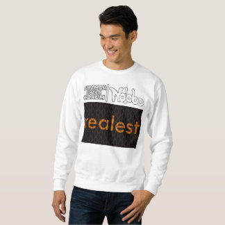 """Sweatshirt 2 de SBC&Co. X Nolobotamus """"Realest"""""""