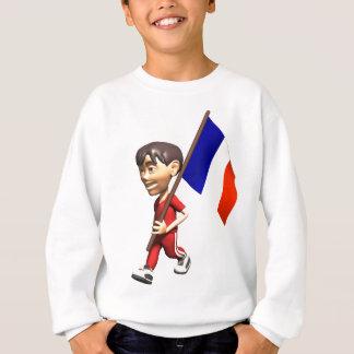 Sweatshirt 3D mignon France