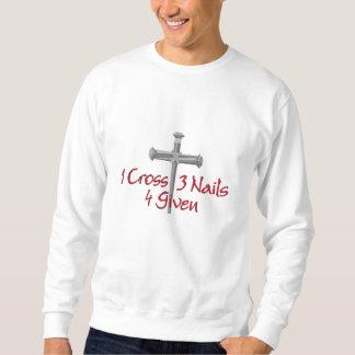 Sweatshirt 4 donné la croix