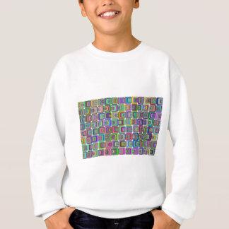 Sweatshirt #5 psychédélique