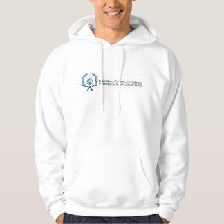 Sweatshirt à capuchon de base de Logo'd des hommes