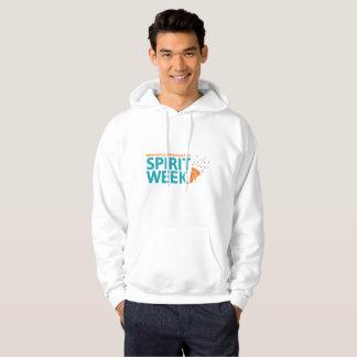 Sweatshirt à capuchon de base du HSSW des hommes