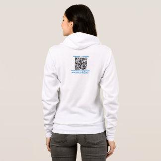 Sweatshirt à capuchon de bon côté
