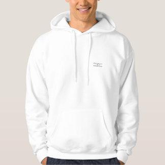Sweatshirt à capuchon de conception large de PA