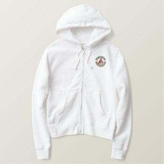 Sweatshirt à capuchon de dames de VSSA