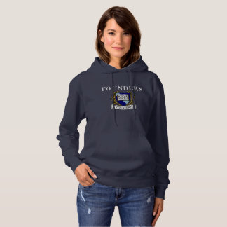 Sweatshirt à capuchon de fondateurs