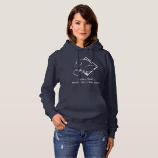 Sweatshirt à capuchon de Gallois