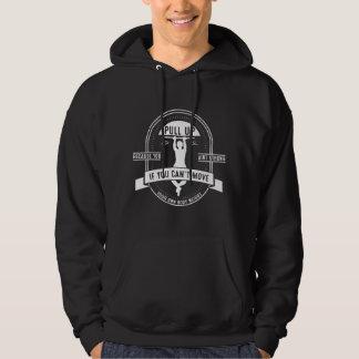 Sweatshirt à capuchon de gymnastique suédoise