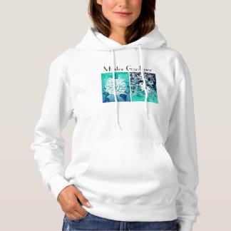 Sweatshirt à capuchon de jardinier principal