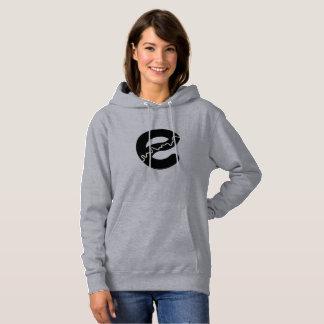 Sweatshirt à capuchon de rivière d'Edmonton