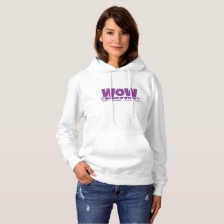 Sweatshirt à capuchon de wow