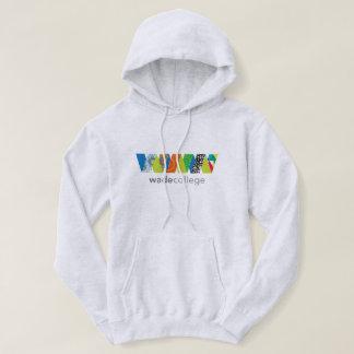 Sweatshirt à capuchon d'université de Wade