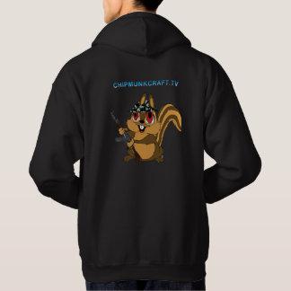 Sweatshirt à capuchon v2 de ChipmunkCraft