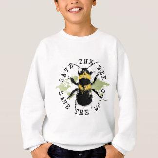 Sweatshirt Abeille de SaveThe ! Sauvez le monde !